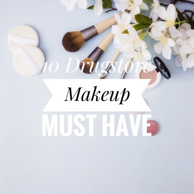 10 Makeup Must Haves The